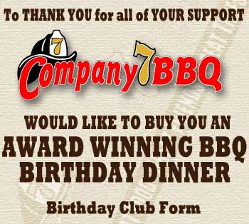 Click to fill out our Birthday Form and receive your Birthday Club Card!