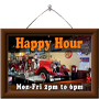 Check out our Happy Hour Savings