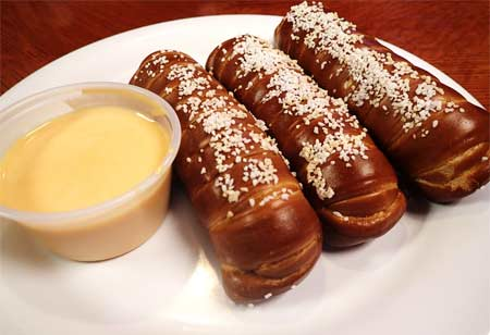 Bavarian Pretzel Sticks